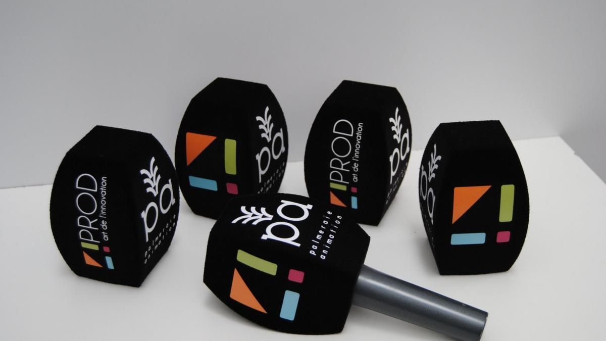bonnettes anti-vent pour Microphones de 4 faces