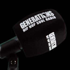 mousse micro radio personnalisée